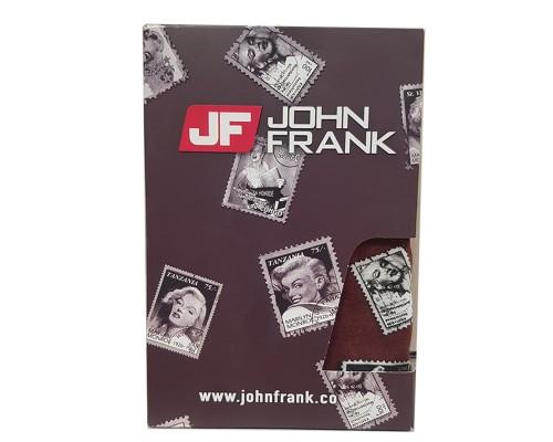 Боксеры мужские JohnFrank с принтом jfbd240