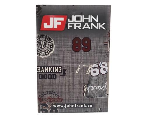 Боксеры мужские JohnFrank с принтом Jfbp151