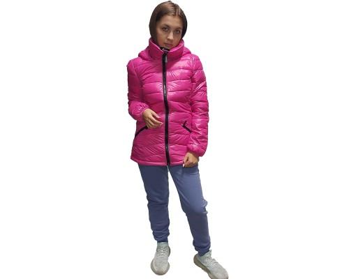 Ветровка женская DKNY Розовая