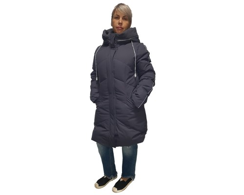 Женская куртка на Snowimage на нано-пухе SICB-T311
